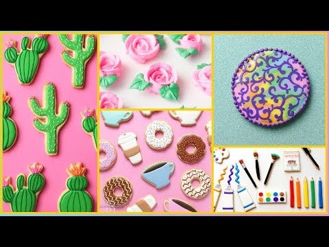 COLORFUL COOKIES 2! - Video compilation by SweetAmbs