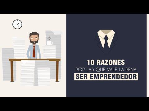 10 Razones para Ser Emprendedor y no un empleado 💡