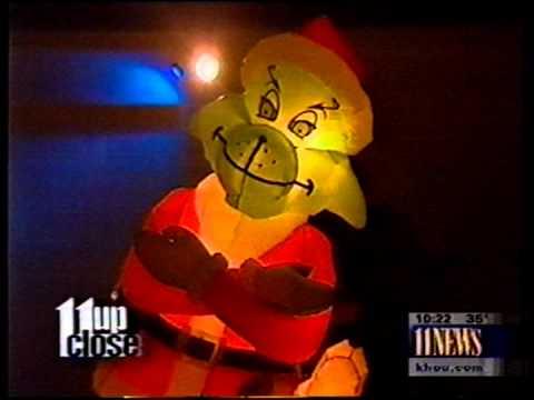 Carolyn Mungo  Tommy Poynter KHOU TV Channel 11 Houston December 22, 2004