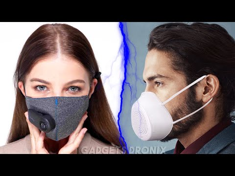 10 Smart Electric Mask For Virus Protection 2020