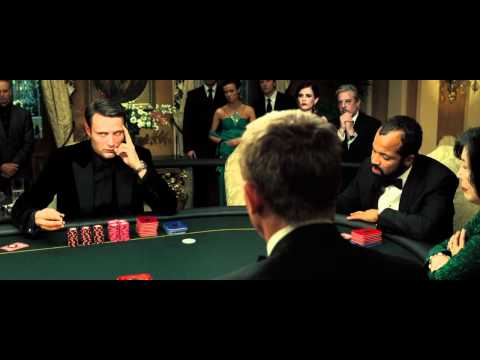 Casino Royal - Poker scene