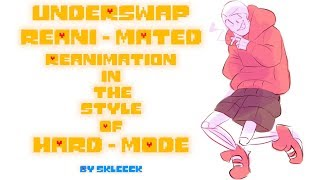[REANI - MATED] Reanimation in the Style of HARD - MODE   By S…