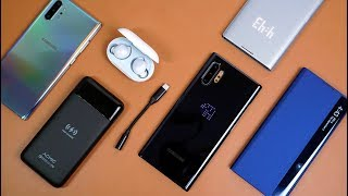 5 Aksesoris Wajib Samsung Galaxy Note 10+ [UNBOXING]