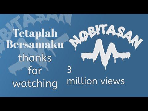 Nobitasan - Tetaplah Bersamaku (Lyric Version)