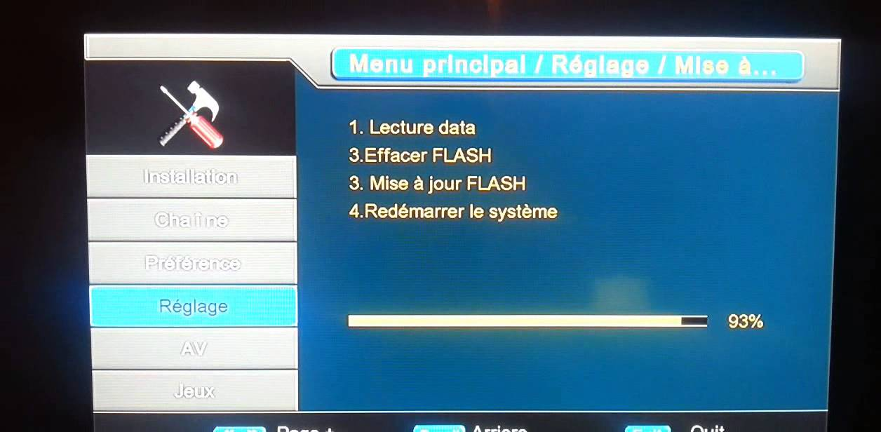 Flash Star X Mini 3 Plus Et Activation Flash تحديث وتفعيل Youtube