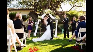 Colorful Garden Wedding at The Inn at Rancho Santa Fe, San Diego