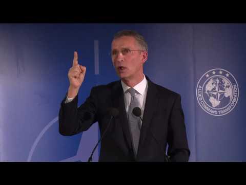NATO Secretary General - NATO-Industry forum keynote speech, 09 NOV 2016