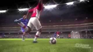 FIFA Soccer 10 PlayStation 3 Trailer Gameplay