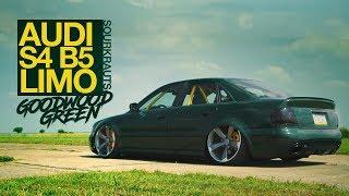 Brutaler Audi S4 B5 ( engl. Subtitles )