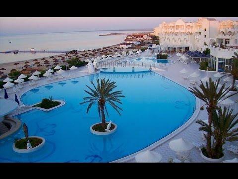 Djerba 2015 ! Les Super Mamies en Tunisie à l'hôtel Bravo !