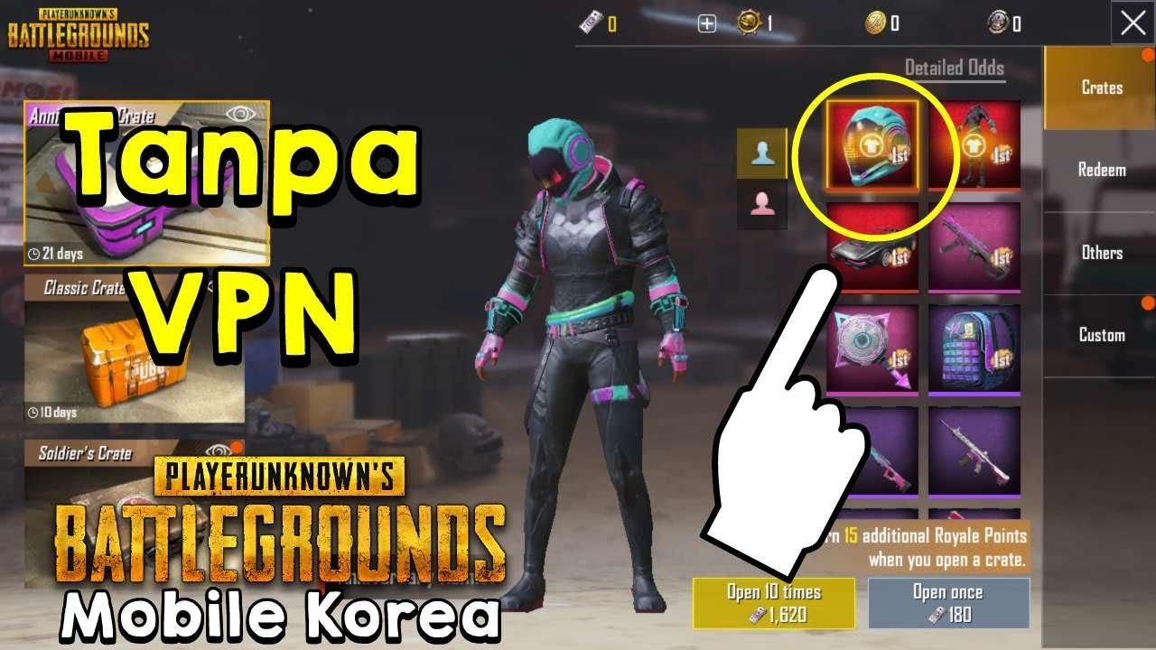 Cara Download Dan Instal Pubg Mobile Korea Youtube