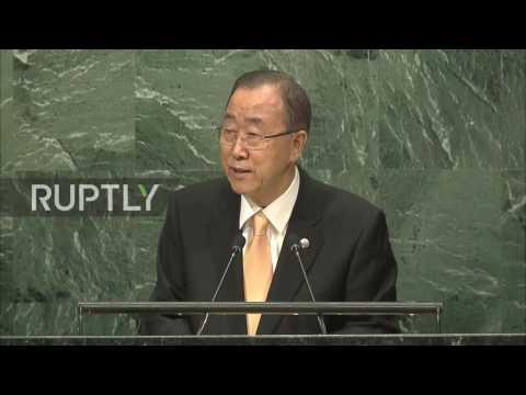 United Nations: Bombing of humanitarian trucks in Syria was 'deliberate' says Ban Ki-moon