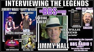 Jimmy Hall 'Wet Willie' Legend Says (Keep on Smilin')