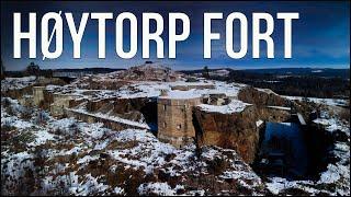 Høytorp, Norge største innenlands fort