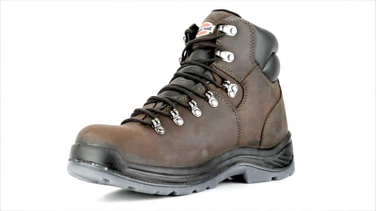 Men's Iron Age IA0162 Composite Toe Waterproof Hiker Work Boot ...
