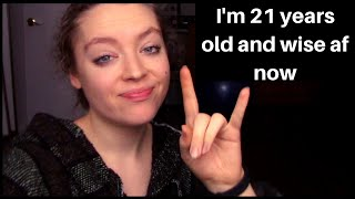 21 things I learned by 21
