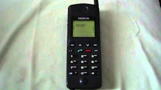 Nokia 2110i (actually Nokia 2112) classic ringtone
