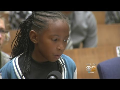Little Girl, 8, Ask Her Mother's Killers Why They Don't Say They're Sorry