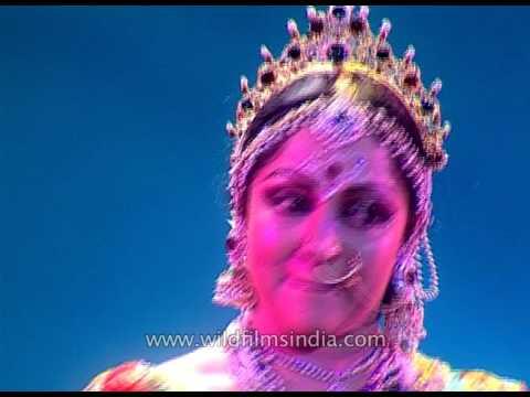 Love and affection between Yasoda and Krishna - Shri Krishna Leela