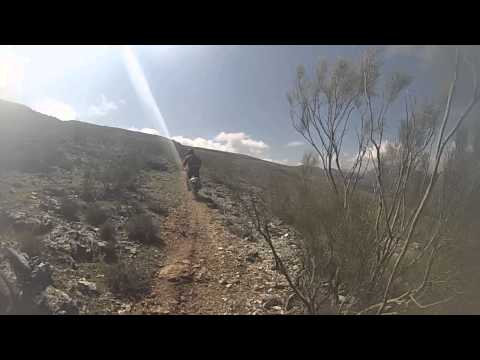 Trail riding with Trailworld Spain 2015