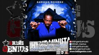 Ryme Minista - Duppy Up That [Haunted Night Riddim] January 2017