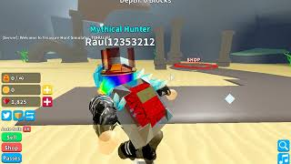 Episod-ul 4 din Roblox [Treasure Hunt Simulator]