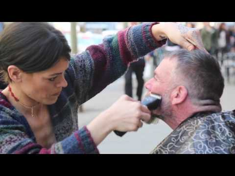 Haircuts for the Homeless - Beautiful People Vlog Trailer