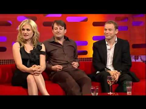 The Graham Norton Show 2009 S6x02 Anna Paquin, Paolo Nutini, Mitchell & Webb Part 3 YouTub