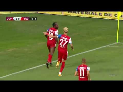 Universitatea Craiova FC Botosani Goals And Highlights