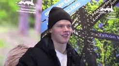 Teemu Engbergin MM-mitalijuhlat Loviisassa 31.01.2019