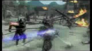 Genji Days of the Blade PS3 Trailer