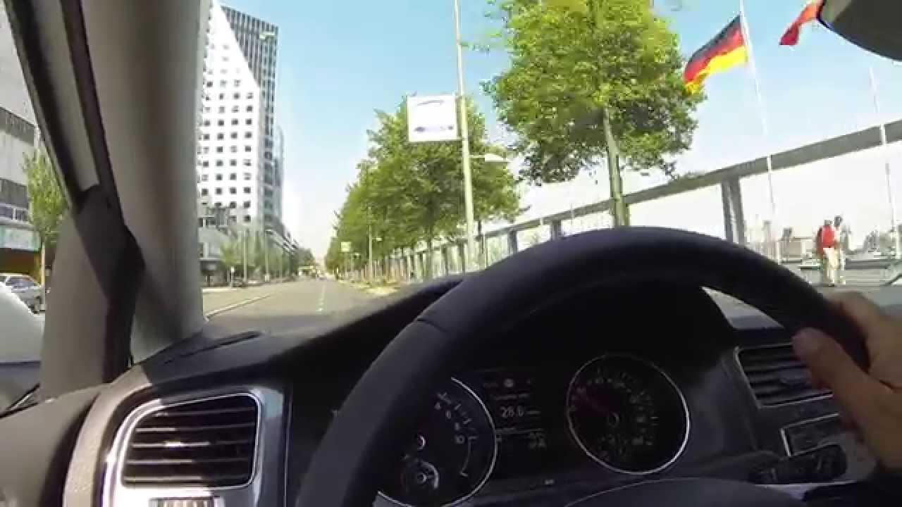 Volkswagen  e-Golf -  Rotterdam