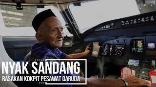 Download Video Nyak Sandang Rasakan Kokpit Pesawat Garuda MP3 3GP MP4