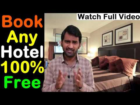 Best Hotel Booking Sites In India How To Book Hotel Online In India Youtube