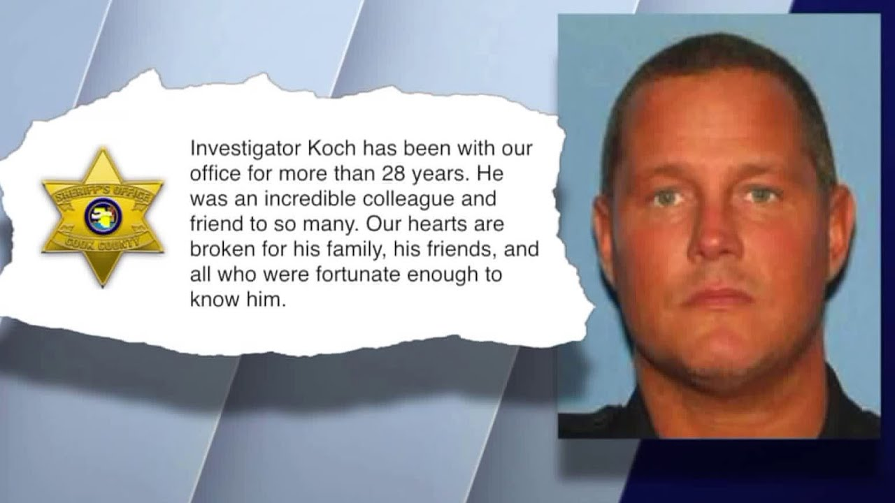 Off-duty Cook County sheriff`s investigator killed in Chicago Ridge crash