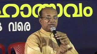 Vishwasam + Vishuddhi = Athbutham - message by Brother PG Vargis