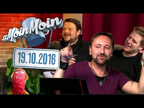 #MoinMoin mit Chris & Wolf | Chrolf-Reunion, Bauchnäbel & Radio Nukular On Tour | 19.10.2016