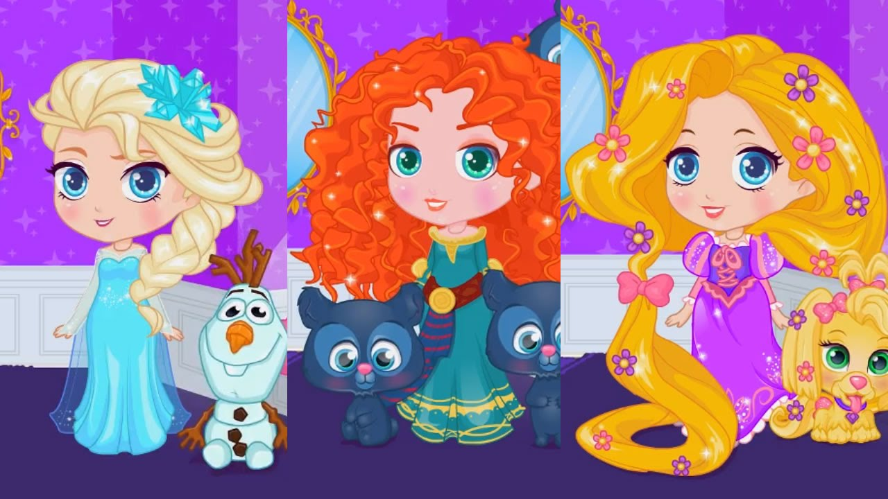 Ariel Today Dress Up Game
