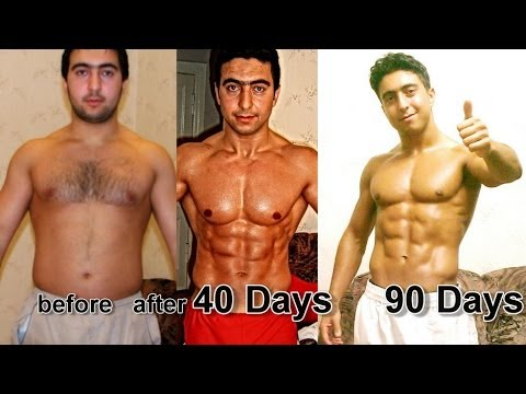 My 40 days Crazy Transformation STEROID FREE I Farid Berlin 2