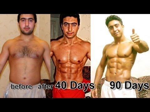 My 40 days Crazy Transformation STEROID FREE I Farid Berlin 2