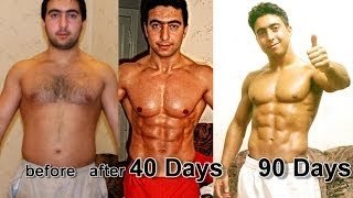 My 40 days Crazy Transformation STEROID FREE I Farid Berlin 2(Begin Your Transformation NOW ▻ http://TransformYourBodyFast.com FOLLOW ME ON ▻ Farid Berlin Facebook: http://on.fb.me/1EfUXSX ▻ Farid Berlin ..., 2013-10-20T20:39:10.000Z)