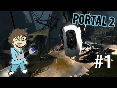 Portal 2 с Нифедычем - Часть #1 - Просыпайся, GLaDOS!