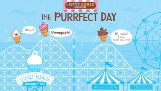 """Kitty Cones """"The Purrfect Day"""" Book Trailer"""