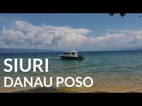 Wow Danau Poso Siuri Cottage Kabupaten Poso Provinsi Sulawesi Tengah Youtube