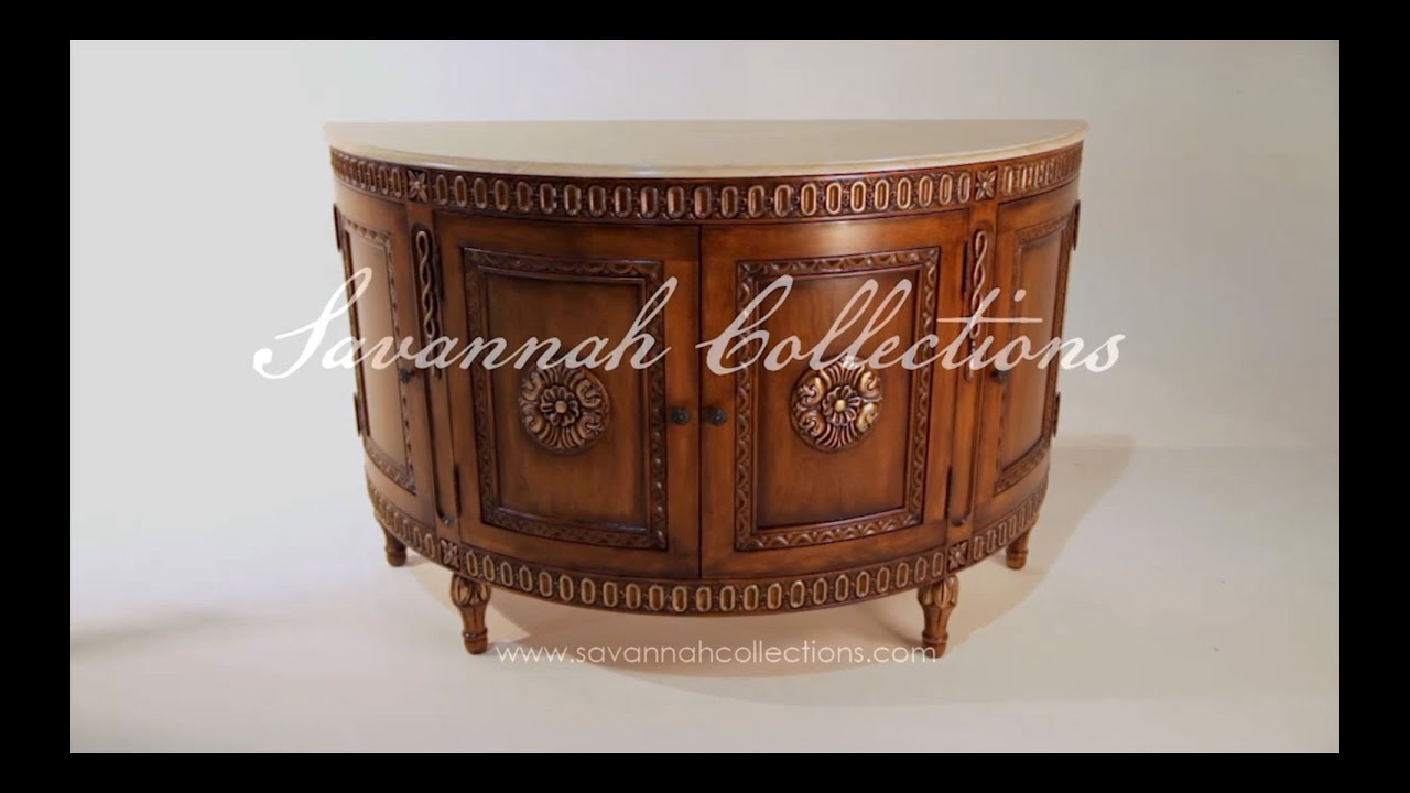 European Furniture Commode By Savannah Collections Theodore