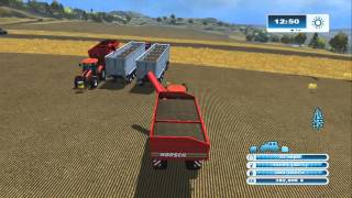 Farming Simulator XBOX 360 American Map S2 E40