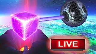 *NEW* Fortnite LIVE EVENT in Fortnite 24 hour stream PLUS NEW SKINS (Very Secret) UNVAULTING EVENT