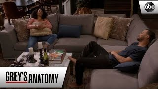 Jaggie Work Through Relationship – Grey's Anatomy Season 15 Episode 7