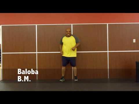 """""""Baloba"""" - B.M      Zumba Fitness"""