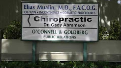 Chiropractor Hollywood Florida Dr. Gady Abramson 954.986.4559 Resolve Back Neck pain Disc Herniation